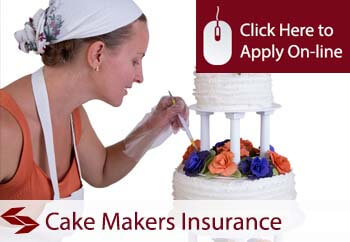 self employed cake makers and decorators liability insurance