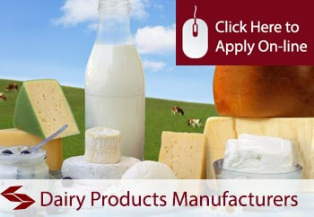 dairy products manufacturers commercial combined insurance