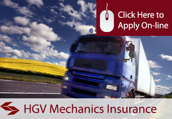 self employed HGV mechanics liability insurance