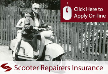 scooter repairers insurance