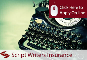 Script Writers Professional Indemnity Insurance