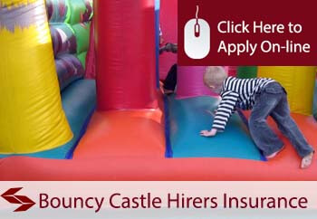 bouncy castle hirers insurance
