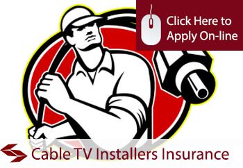 Cable TV Installers Ex Cable Laying Tradesman Insurance