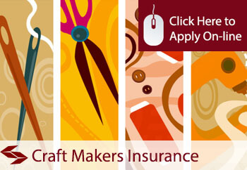 self employed craft makers liability insurance