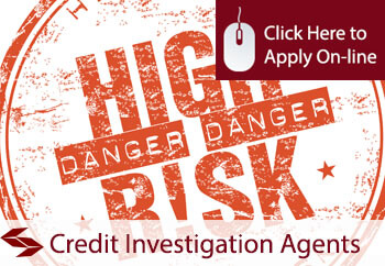 self employed credit investigation agents liability insurance