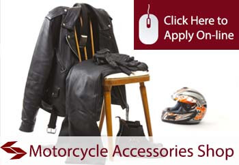 Motorcycle Accessories Shop Insurance