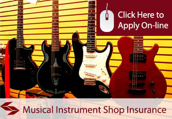 Musical Instrument Shop Insurance