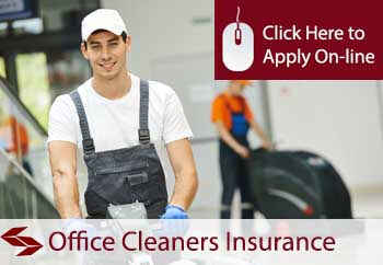 tradesman insurance for office cleaners