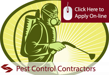Pest And Vermin Control Contractors Public Liability Insurance