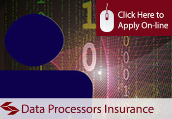 self employed data processors liability insurance