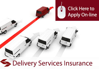 self employed delivery services liability insurance