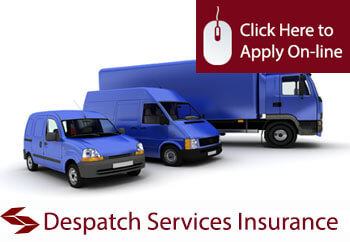 self employed despatch services liability insurance