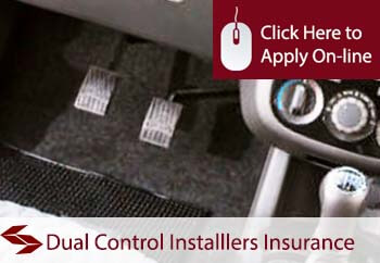 self employed dual control installers liability insurance