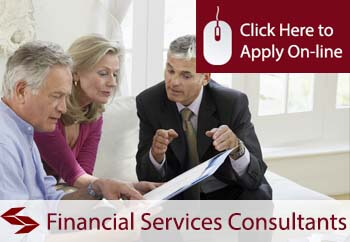 self employed financial services consultants liability insurance