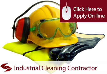 self employed industrial cleaning contractors liability insurance