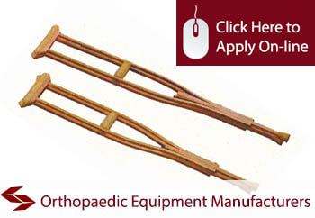 orthopaedic equipment manufacturers insurance