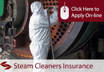 Self Employed Steam Cleaners Liability Insurance
