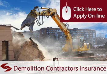 self employed demolition contractors liability insurance