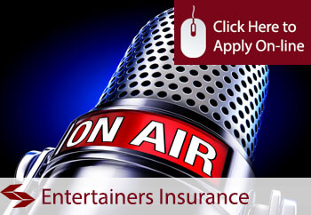 self employed entertainers insurance