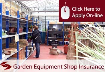 Garden Equipment Shop Insurance