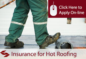 insurance for self employed roofers using heat