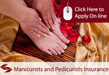 self employed manicurists and pedicurists liability insurance