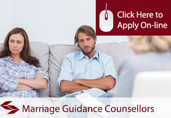 self employed marriage guidance counsellors liability insurance