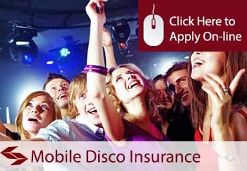 self employed mobile discos liability insurance