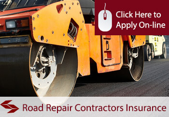 road repair contractors tradesman insurance