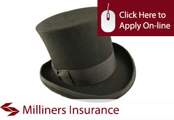 self employed milliners liability insurance