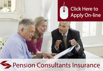 self employed pension consultants liability insurance