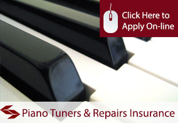 Piano Tuners and Repairers Liability Insurance