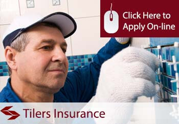 ceiling or wall tilers tradesman insurance