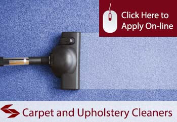 carpet and upholstery cleaners tradesman insurance