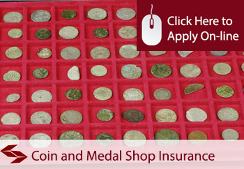 Coin And Medal Shop Insurance