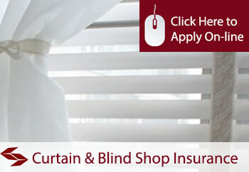 Curtain and Blind Shop Insurance