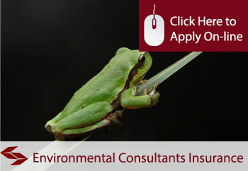 Self Employed Environmental Consultants Liability Insurance