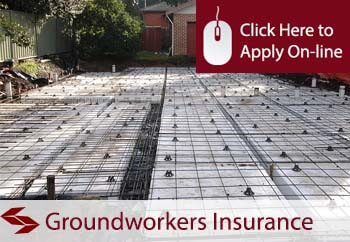 Self Employed Groundworkers Liability Insurance