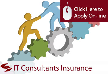 self employed IT consultants liability insurance