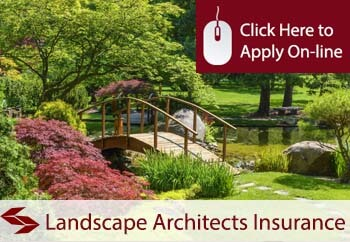 self employed landscape architects liability insurance