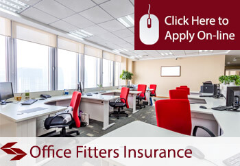 Self Employed Office Fitters Liability Insurance