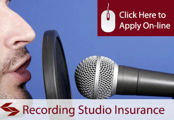 Self Employed Recording Studio Liability Insurance