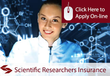 Scientific Researchers Professional Indemnity Insurance
