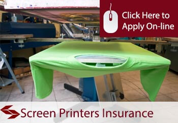 self employed screen printers liability insurance