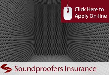Self Employed Soundproofers Liability Insurance