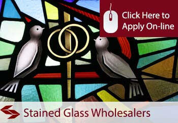 self employed stained glass wholesalers liability insurance