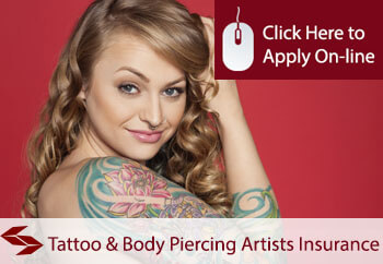 Tattoo and Body Piercing Artists Public Liability Insurance