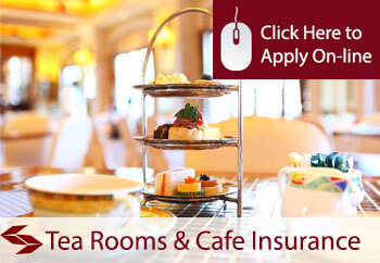 Tea Rooms and Cafe Shop Insurance