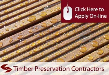Timber Preservation Contractors Liability Insurance
