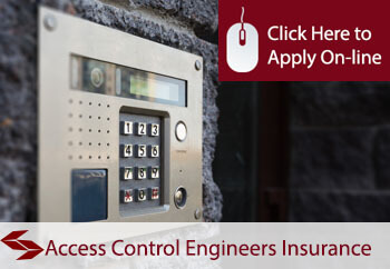 self employed access control engineers liability insurance